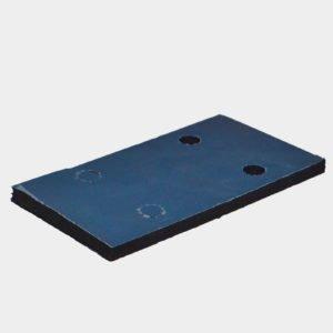 levigatrice gomma - modello M1 - spessore 0,5