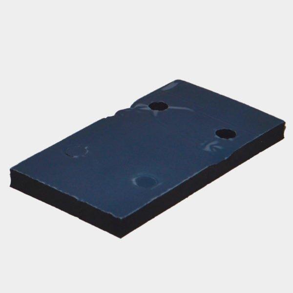 levigatrice gomma - modello M1 - spessore 1,0